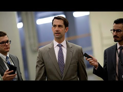A Conversation on the Iran Nuclear Deal with Senator Tom Cotton