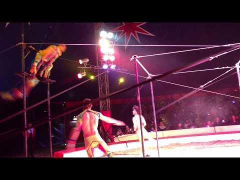 Havana Troupe, Zippos Circus, 12.5.2013