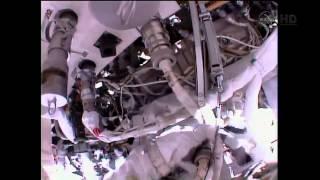 Expedition 41   US Spacewalk EVA 27   October 7   Part 4