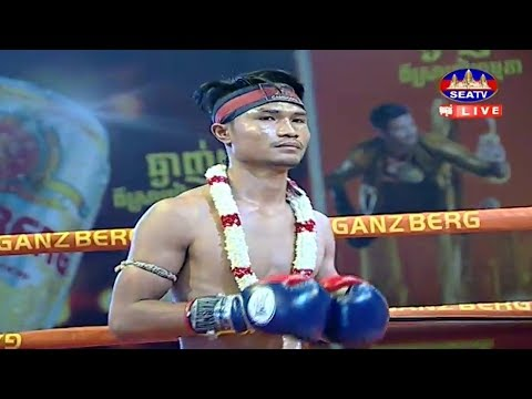 Khim Bora vs Phetchhaiphum(thai), Khmer Boxing Seatv 02 June 2018, Kun Khmer vs Muay Thai