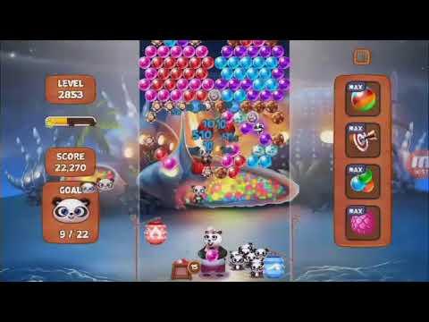 Panda Pop- Level 2853