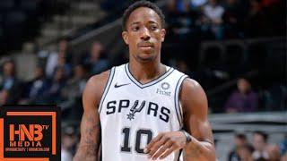 San Antonio Spurs vs Miami Heat 1st Half Highlights | 30.09.2018, NBA Preseason