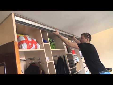 видео: Монтаж дверей