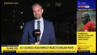 Deadline Day: Why Has Ross Barkley Rejected Chelsea Move?