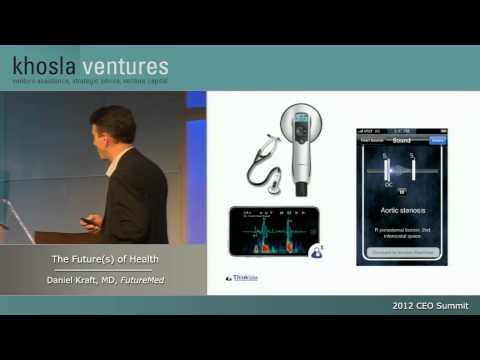 The Future(s) of Health - Daniel Kraft M.D, Executive Director FutureMed