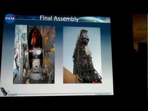 Kepler: NASA's Search for Habitable Earth-Size Planets