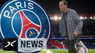 Statt zum FC Bayern: Thomas Tuchel zieht es wohl zu PSG | Paris Saint-Germain | Ligue 1 | Spox