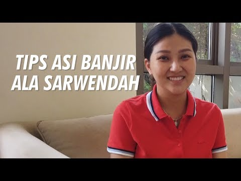 The Onsu Family - TIPS ASI BANJIR ALA SARWENDAH