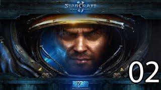 Starcraft wings of liberty Campaña 02- Buscando un artefacto- Vardam