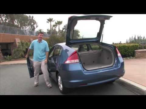 Elegant 2010 Honda Insight Review