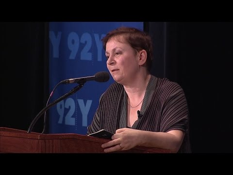 Louise Erdrich and Anne Enright read from their new books at the 92nd Street Y