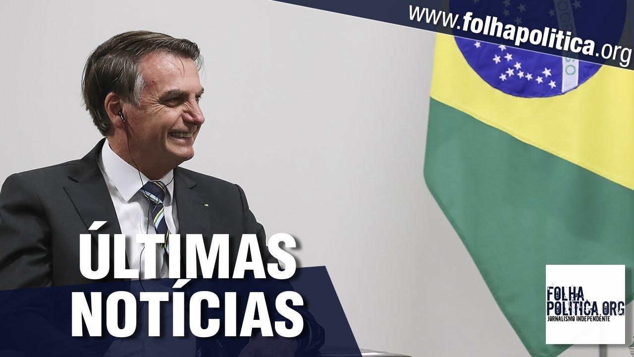 Últimas notícias do Governo Bolsonaro: Ministro da Alemanha, MP da Liberdade, Previdência