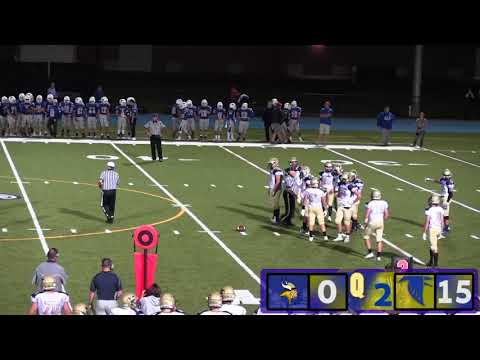 Winthrop vs Danvers Football 2017 2018