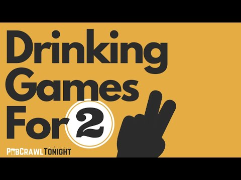 Drinking Games For 2 - Our 15 Favorite Fun & Easy Games For Two