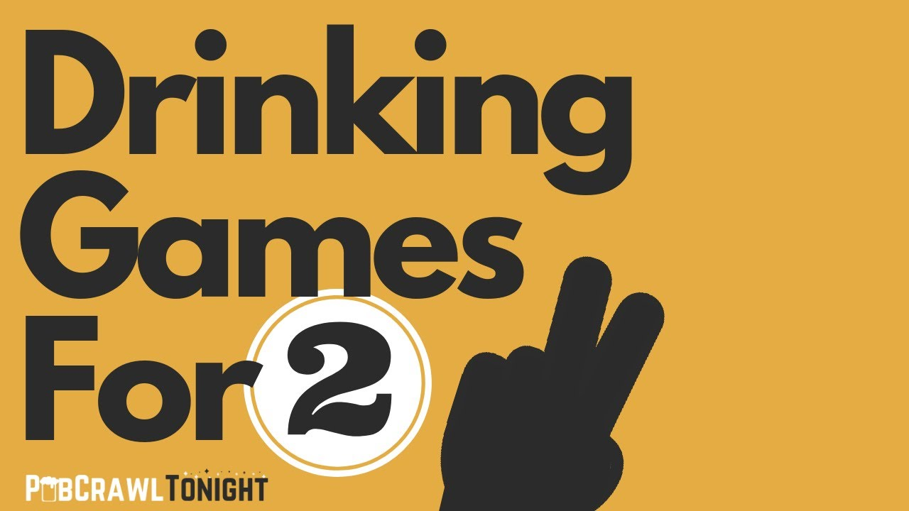 Top 5 Best Drinking Games For 2 People