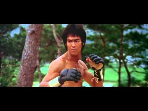 Брюс Ли vs Само Хунг (Bruce Lee vs Sammo Hung) Выход Дракона   (Enter The Dragon)