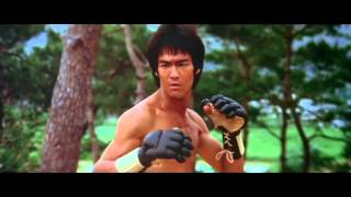 "Брюс Ли vs Само Хунг (Bruce Lee vs Sammo Hung) ""Выход Дракона""   (Enter The Dragon)"