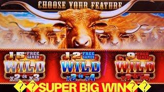 Baixar Longhorn Deluxe Slot Machine SUPER BIG WIN Max Bet Bonus | Live Slot BIG WIN | Over 140x Bonus Won