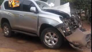 Bingwa wa dunia wa urushaji mkuki Julius Yego ahusika kwenye ajali ya barabarani