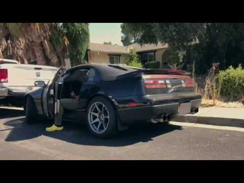 Cold Start Up Of Nissan 300zx N/A Exhaust