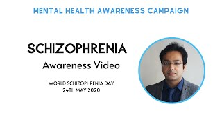 SCHIZOPHRENIA - Awareness Video - Cause, Symptoms & Treatment - Dr. Subrata Naskar