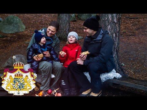79eb56866a43 Gott nytt år! Året som gick 2016 - Sveriges Kungahus