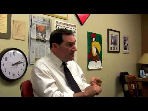Interview with Rep. Joe Donnelly - Part 3 [03-09-10]