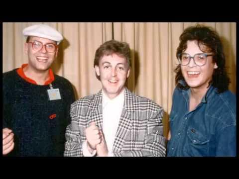 Paul McCartney Radio/Press-Interview 1987