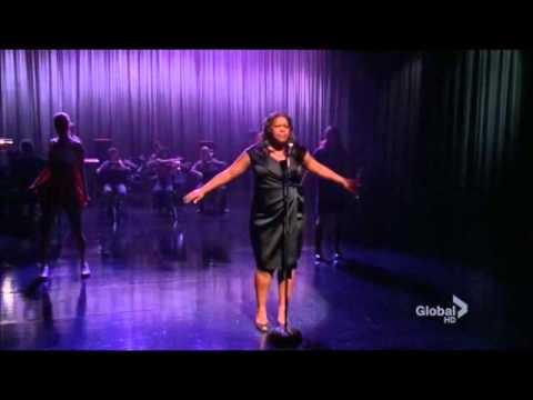 Glee Mercedes Jones  - Spotlight