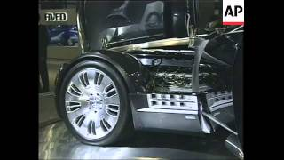 Safety major theme at auto show this week