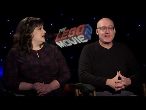 Mike Mitchell & Trisha Gum Interview: The LEGO Movie 2