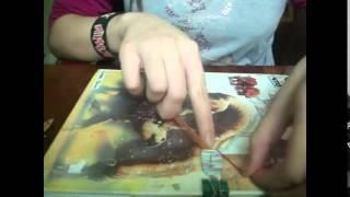 Видеоурок #1 Фенечка в 3 цвета  tarakan