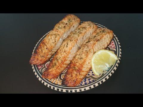 saumon-grillé-au-four-recette-express