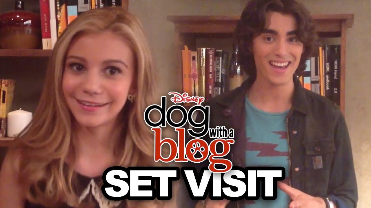 Dog With A Blog Season 2 Episode 3 English - video dailymotion