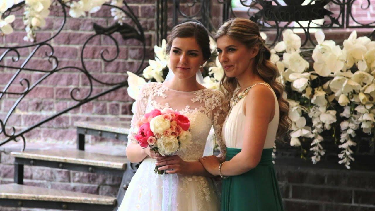 Поздравление младшей сестренке в День свадьбы.
