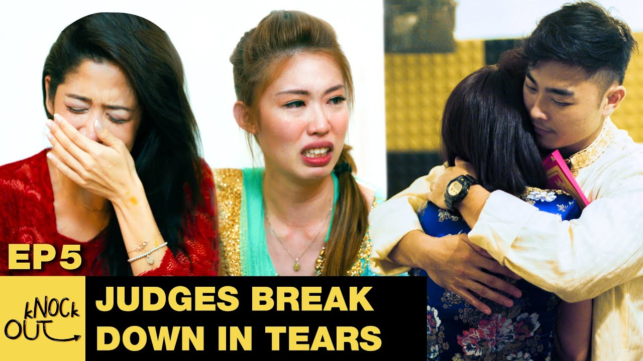 Judges CRY at Most Heartbreaking Elimination (with Munah) | kNOCk Out Episode 5