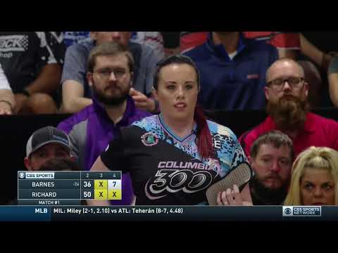 PWBA Bowling Twin Cities Open 08 11 2018 (HD)