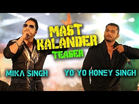 Mika Singh | Yo-Yo Honey Singh | Mast Kalander (Teaser) Full Video out on 23.02