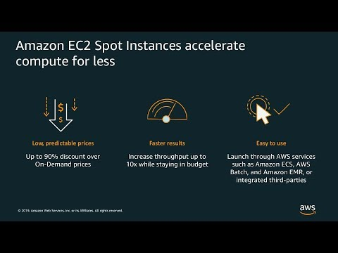 Batch Processing on EC2 Spot Instances: How to Accelerate Self-Managed Batch Processing for Less
