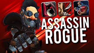 8.3 ASSASSINATION ROGUE PVP GUIDE! Everything You Need To Know! - WoW: Battle For Azeroth 8.3