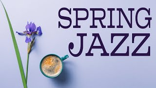 Spring JAZZ - Relaxing Bossa Nova JAZZ Music Playlist & Good Mood