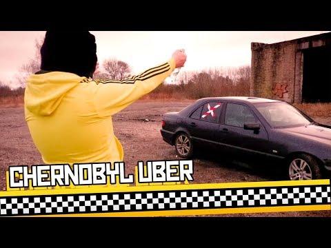 CHERNOMOBIL in 12 easy steps - The S.T.A.L.K.E.R. Taxi