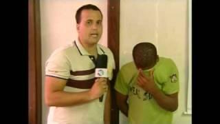 Bandido ameaça o Delegado Deraldo Damasceno e os policiais da Bahia thumbnail