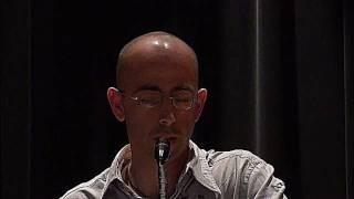 Carlos Pintado en el Pen Club