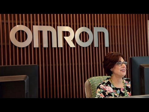 Success Comes With the Territory at Omron