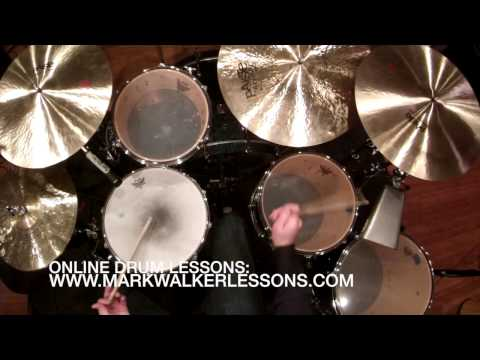 Jazz Fusion, Funk and Latin on Drums