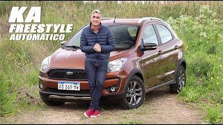Ford Ka Freestyle automático - Minitest - Matías Antico - TN Autos
