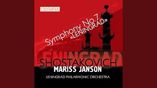 """Symphony No. 7 in С Major, Op. 60 """"Leningrad"""": I. Allegretto"""