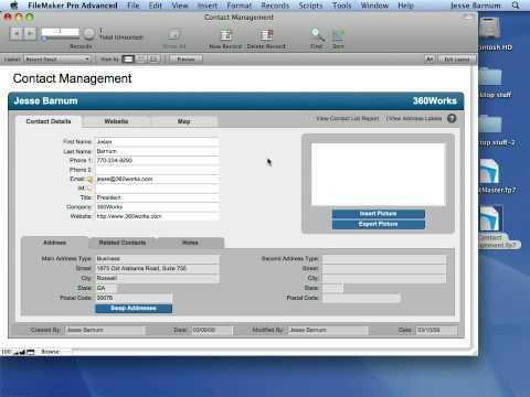 360Works ScriptMaster: Free FileMaker Modular Plugin