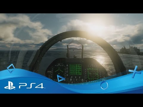 Ace Combat 7 | Skies Unknown Trailer | PS VR